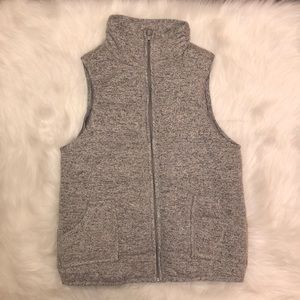 Staccato Padded Hacci Vest | Medium